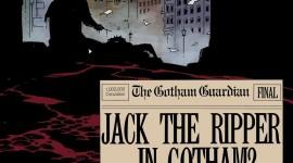 Batman Gotham By Gaslight Wallpaper For IPhone#1