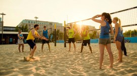 Beach Sports Wallpaper Download