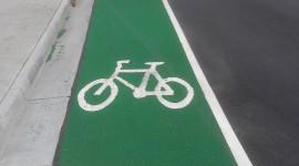 Bike Path Wallpaper For IPhone