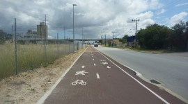 Bike Path Wallpaper For PC