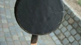 Black Ice Cream Wallpaper For IPhone