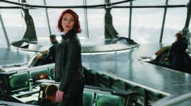Black Widow Wallpaper 1080p