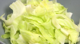Boiled Cabbage Desktop Wallpaper HD