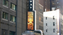 Broadway Theatre Wallpaper For IPhone
