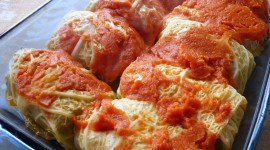 Cabbage Rolls Desktop Wallpaper