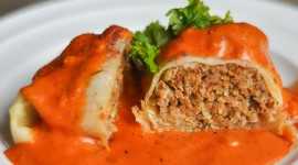 Cabbage Rolls Wallpaper