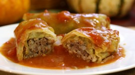 Cabbage Rolls Wallpaper For PC