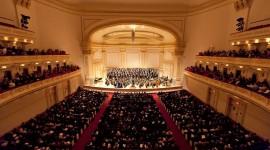 Carnegie Hall Desktop Wallpaper