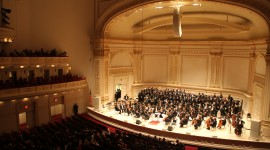 Carnegie Hall Desktop Wallpaper For PC