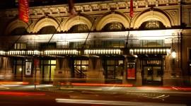 Carnegie Hall Wallpaper