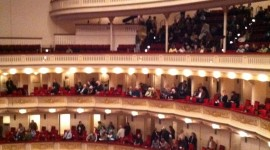 Carnegie Hall Wallpaper For Mobile