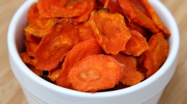 Carrot Chips Wallpaper For Android
