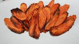 Carrot Chips Wallpaper For PC