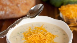 Cheese Soup Wallpaper For IPhone Free