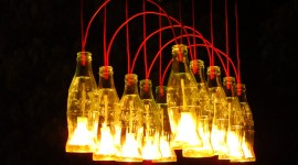 Coca Cola Lamp Photo Download