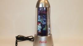 Coca Cola Lamp Wallpaper Full HD