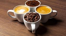 Coffee Granules Wallpaper Download