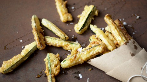 Courgettes In Batter wallpapers high quality