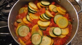 Courgettes With Tomatoes Best Wallpaper