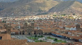 Cusco Wallpaper HD