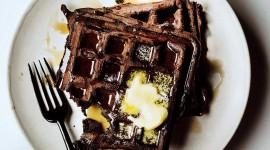Dark Chocolate Wallpaper HD
