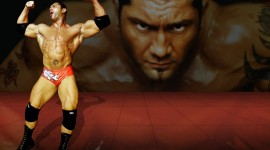 Dave Batista Wallpaper Full HD