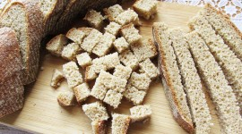 Dried Bread Photo
