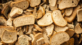 Dried Bread Wallpaper For Desktop