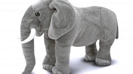 Elephant Toys Wallpaper For Desktop