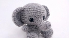 Elephant Toys Wallpaper For The Smartphone
