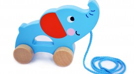 Elephant Toys Wallpaper Free