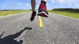 Feet Running Photo Download
