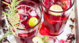 Fruit Tea Wallpaper For Android