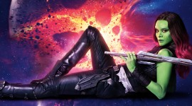 Gamora High Quality Wallpaper