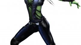 Gamora Wallpaper For IPhone Free