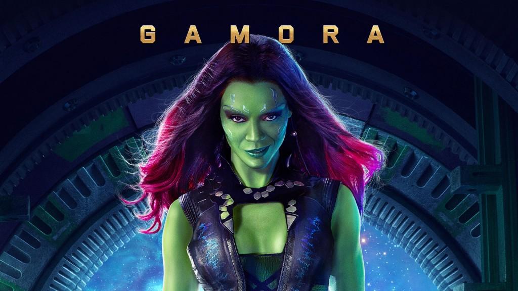 Gamora wallpapers HD