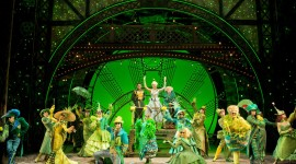 Gershwin Theater Nyc Wallpaper Download