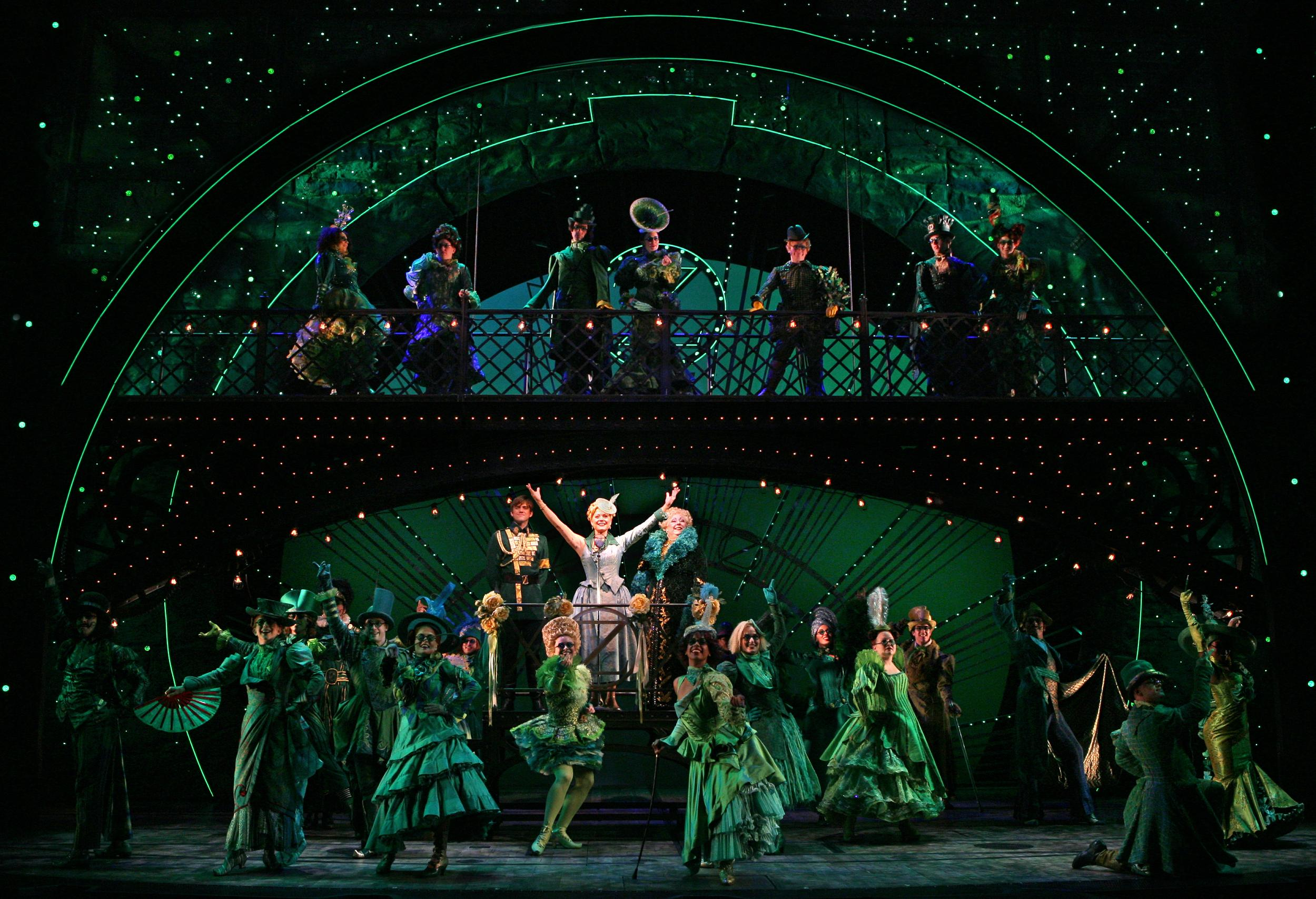 Gershwin Theater Nyc Wallpapers High Quality