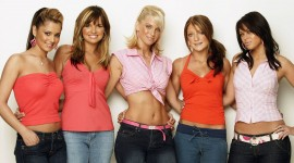 Girls Aloud Wallpaper High Definition