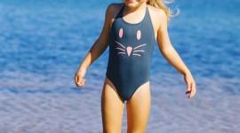 Girls Beachwear Wallpaper For IPhone#2