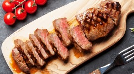 Grilled Beef Wallpaper Download