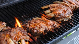 Grilled Beef Wallpaper Download Free
