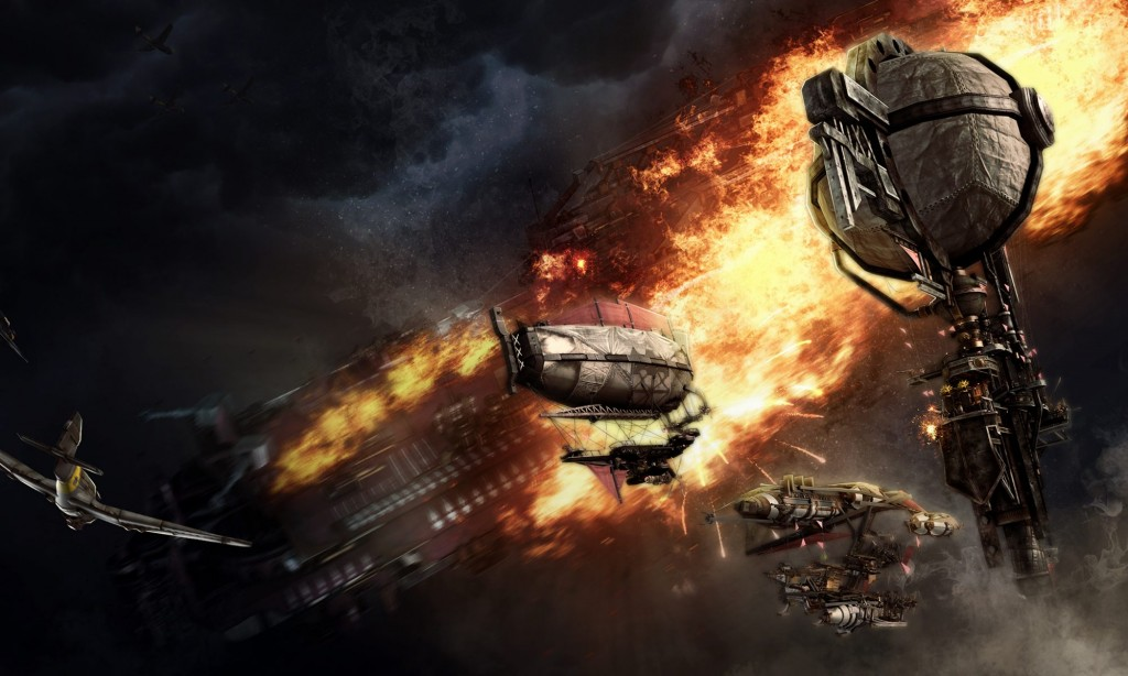 Guns Of Icarus Alliance wallpapers HD