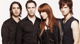 Halestorm Wallpaper 1080p