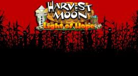 Harvest Moon Light Of Hope Wallpaper