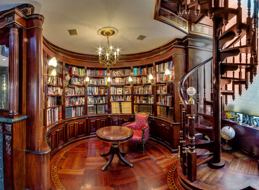 Home Library wallpapers HD