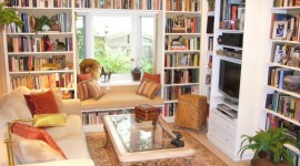 Home Library Photo Download