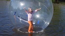 Inflatable Balls Desktop Wallpaper For PC