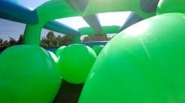 Inflatable Balls Photo Free