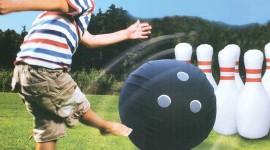 Inflatable Balls Wallpaper Full HD